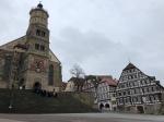 St.-Michael-Kirche am Markt in Schwäbisch Hall