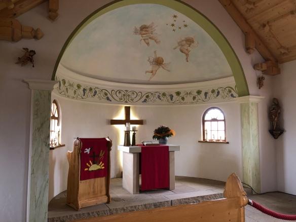 In der Kapelle St. Urban am