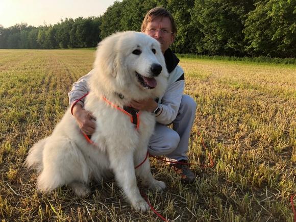 Mein großer Mensch und ich, die Bella