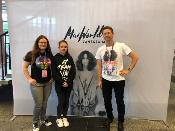 18.05.2018 – Stadthalle Chemnitz – Vanessa Mai »Regenbogen Tour 2018«