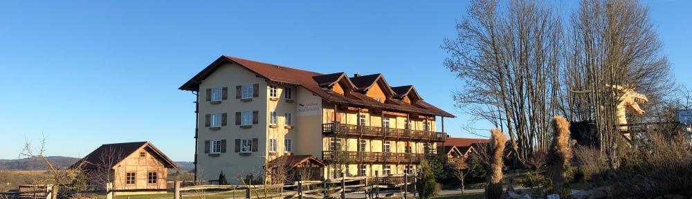 """Das """"Landhaus am Hotel Sonnenhof"""""""