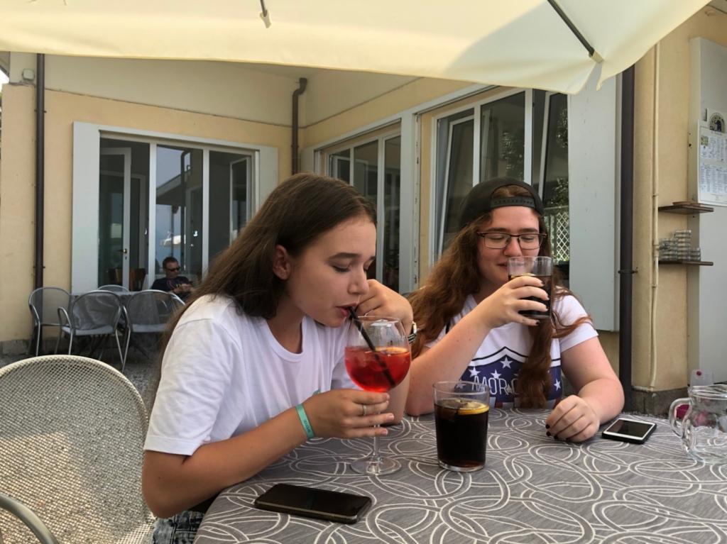 """Im """"La Verbanella"""" Stresa am Lago Maggiore"""