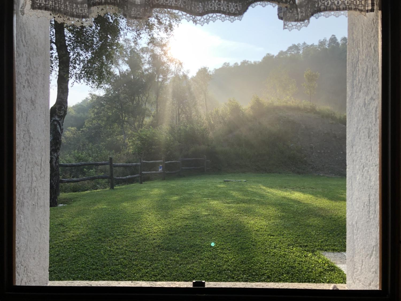 """Sonnenaufgang """"Casetta del Rio"""""""