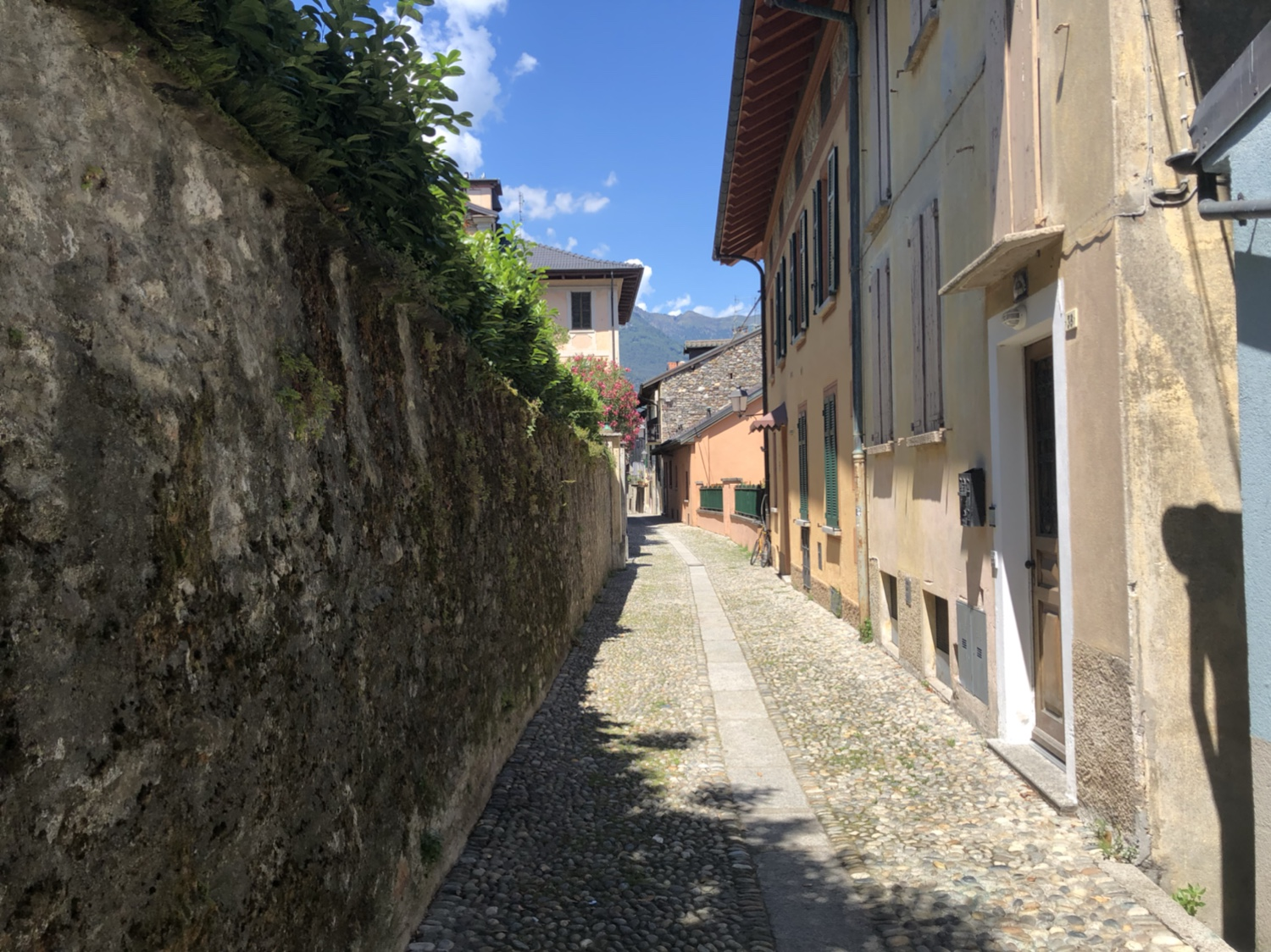 Spaziergang durch Cannobio